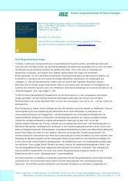 Robert-Jungk-Bibliothek für Zukunftsfragen - Partizipation