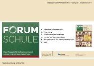 Das Magazin für Lehrerinnen und Lehrer in Nordrhein-Westfalen ...