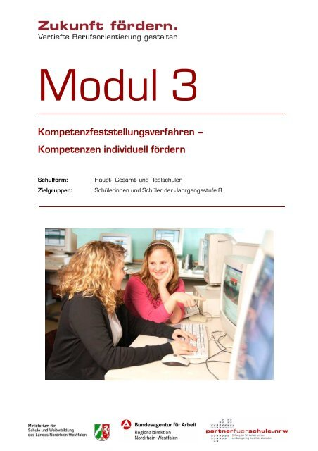 Leitfaden - Stiftung Partner für Schule NRW