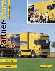 Partner-Store Sondernewsletter III 2003 Deutsch