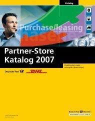 Partner-Store Katalog 2007