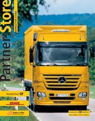 Store NEWSLETTER II/2003 - Partner-Store
