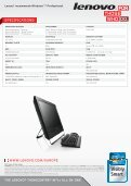 INNOVATE. SUCCEED. SAVE. ThE LENOVO® ThINkCENTRE ... - Page 4