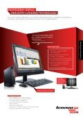ThinkCentre - Lenovo Partner Network - Page 7