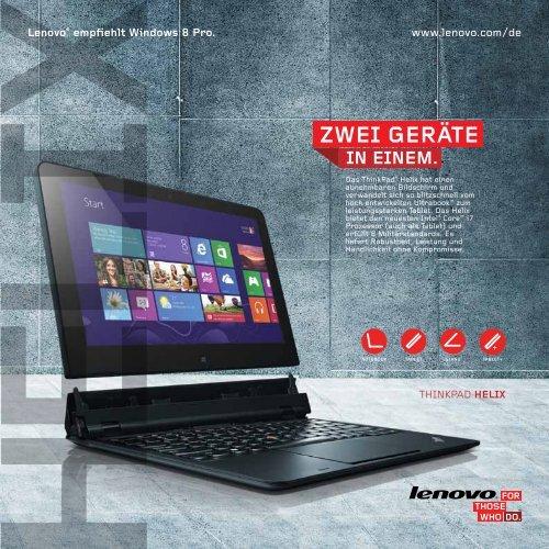 Brochure - Lenovo Partner Network