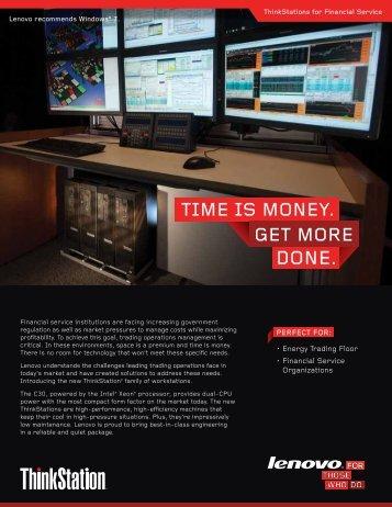 Financing - Lenovo Partner Network