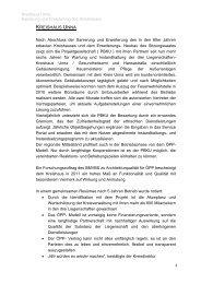 KREISHAUS UNNA - ÖPP Deutschland AG