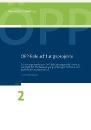 ÖPP-Beleuchtungsprojekte - ÖPP Deutschland AG