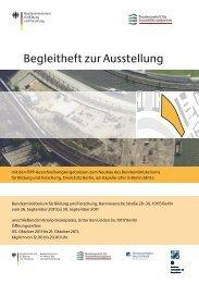 Begleitheft zur Ausstellung - ÖPP Deutschland AG