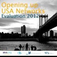 USA Roadmap Evaluation 2012 DEF 10:12 - Partners voor Water