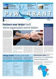 Partners voor Water krant 6