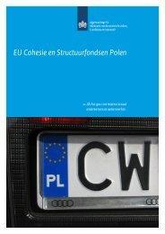 EU Cohesie en Structuurfondsen Polen - Partners voor Water