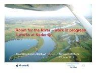 Room for the River - Partners voor Water