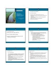 20101706 Pre-identificatiemissie Bangladesh - Partners voor Water