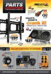 Our Sales Flyer (PDF) - Parts Express
