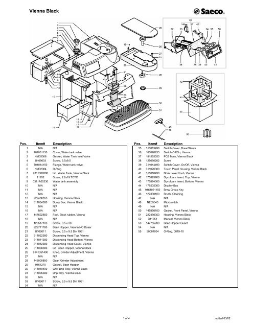 great keurig parts diagram pictures