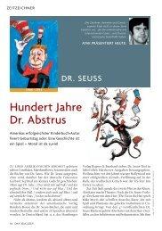 Hundert Jahre Dr. Abstrus - ATAK