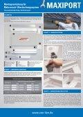Montageanleitung - bei der Friedrich von Lien AG - Seite 2