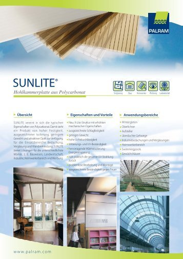 SUNLITE® - Palram.de