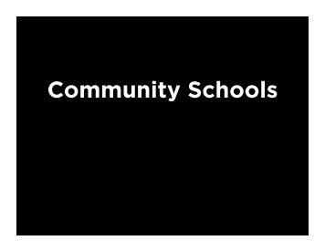 Community Schools - Pasadena Weekly