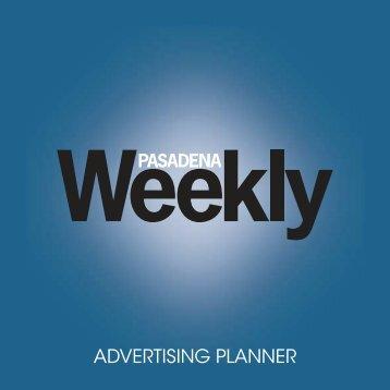 2013 pasadena weekly media kit