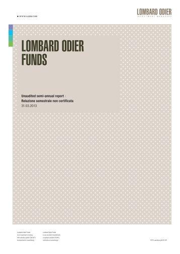 lombard odier Funds - Gruppo Banca Esperia