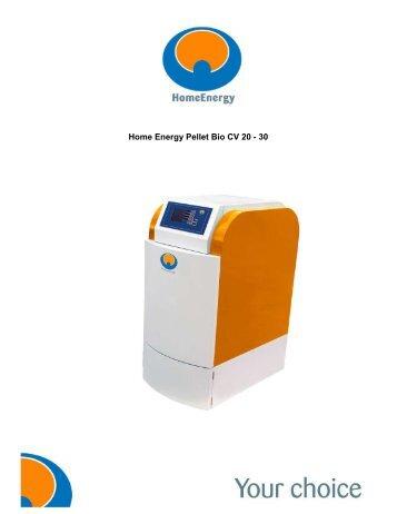 Home Energy Pellet Bio Heat 20 -30