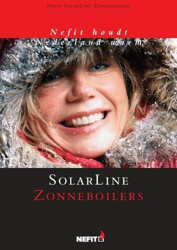 Nefit SolarLine - ComforTrend Nederland B.V.