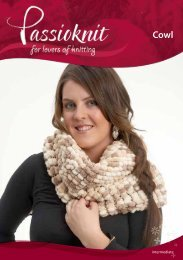 Cowl - Passioknit Knitting :: Patterns, Yarns and Needles