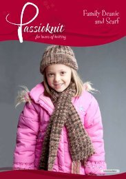 intermediate - Passioknit Knitting :: Patterns, Yarns and Needles