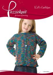intermediate - Passioknit Knitting