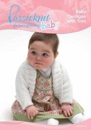Jacket - Passioknit Knitting :: Patterns, Yarns and Needles