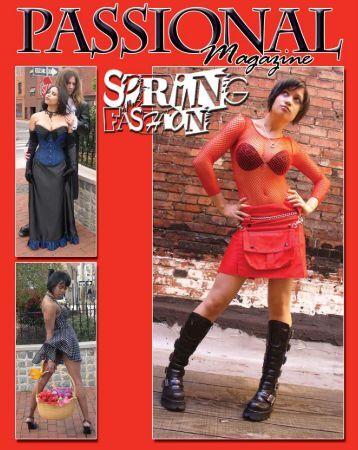 SPRING StaRScoPeS - Passional Magazine
