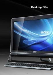 Desktop PCs - Passiontec