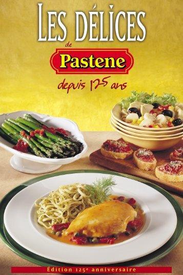 Tomates farcies aux champignons - Pastene