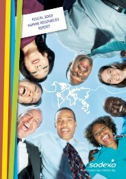 2007 Human Resources Report
