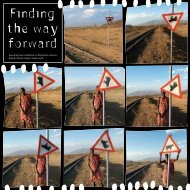 Finding the way forward - the Website of the Pastoralist ...