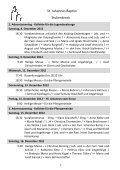 Dezember 2012 - Pastoralverbund Schloß Holte - Stukenbrock - Page 4