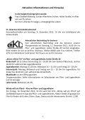 Dezember 2012 - Pastoralverbund Schloß Holte - Stukenbrock - Page 5
