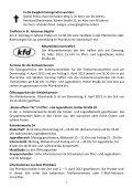 OSTERN 2013 - Pastoralverbund Schloß Holte - Stukenbrock - Page 7
