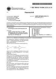 Verfahren zur Herstellung von Cyclopropan-1,1 ...