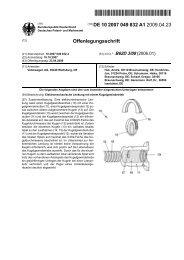 Elektromechanische Lenkung mit einem Kugelgewindetrieb