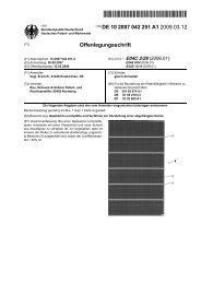 Gipskarton-Lochplatte und Verfahren zur Herstellung einer ...