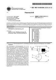 Schwingungssystem für die Dämpfung und/oder Tilgung der ...