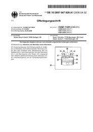 Verfahren zum Betreiben eines Ottomotors