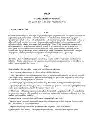 1212-1 Zakon o vanrednim situacijama 111-09, 92-11 i 93-12