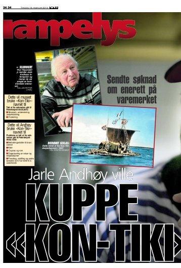 Jarlee Andhø yy ville - Patentstyret