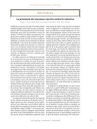 La promesse de nouveaux vaccins contre le rotavirus - Path