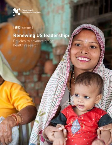 Renewing US Leadership: Policies to Advance Global ... - PATH