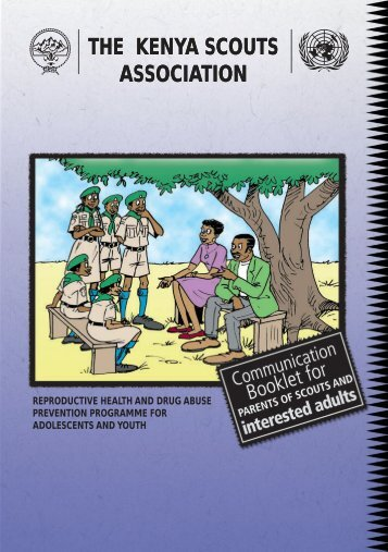 Communications Booklet for Parents of Scouts and Interested ... - Path